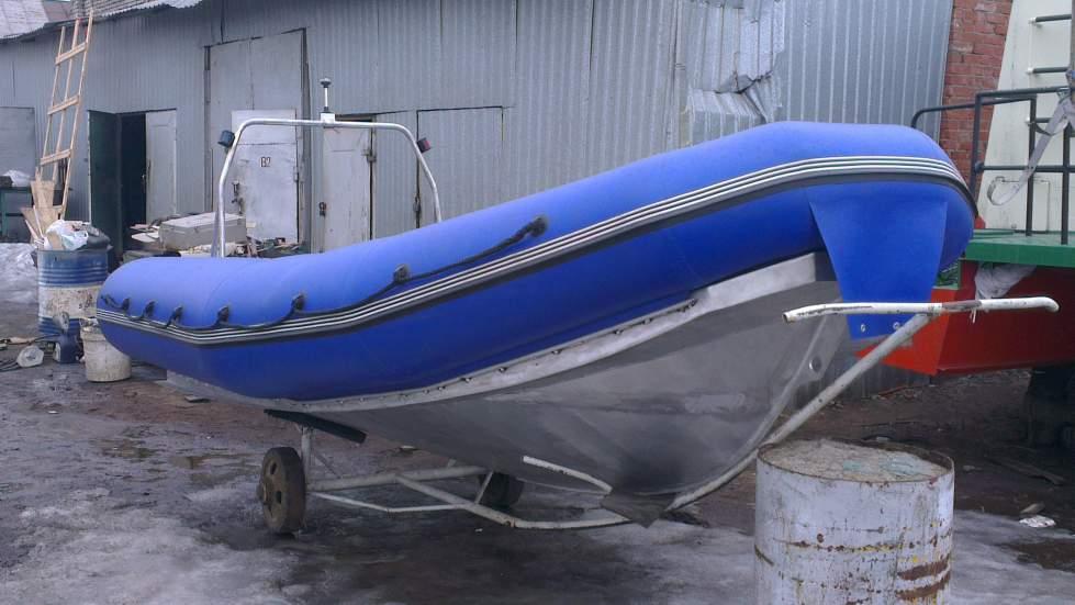 моторные лодки с алюминиевым корпусом